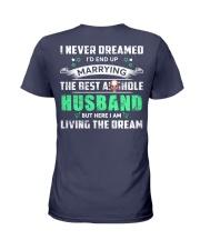 Best Husband Tee Ladies T-Shirt back