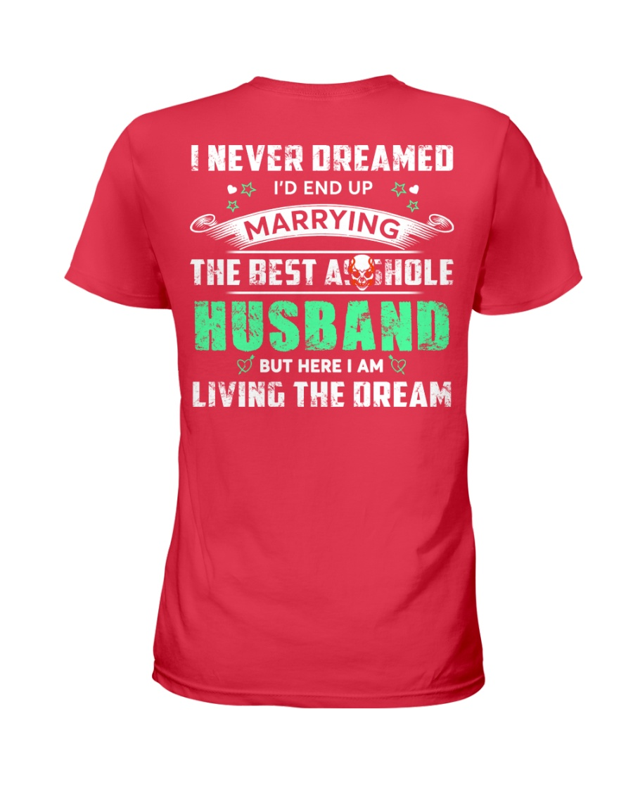 Best Husband Tee Ladies T-Shirt