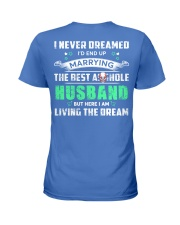 Best Husband Tee Ladies T-Shirt back