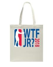BASKETBALL WTF JR Tote Bag thumbnail