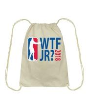 BASKETBALL WTF JR Drawstring Bag thumbnail