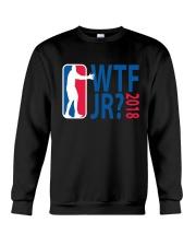 BASKETBALL WTF JR Crewneck Sweatshirt thumbnail