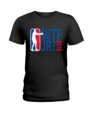 BASKETBALL WTF JR Ladies T-Shirt thumbnail