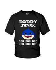 DADDY SHARK Youth T-Shirt thumbnail