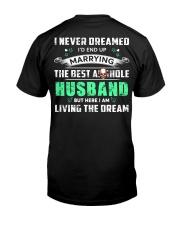 Best Husband Tee Classic T-Shirt back