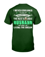Best Husband Tee Classic T-Shirt back