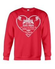 Best Husband Tee Crewneck Sweatshirt front