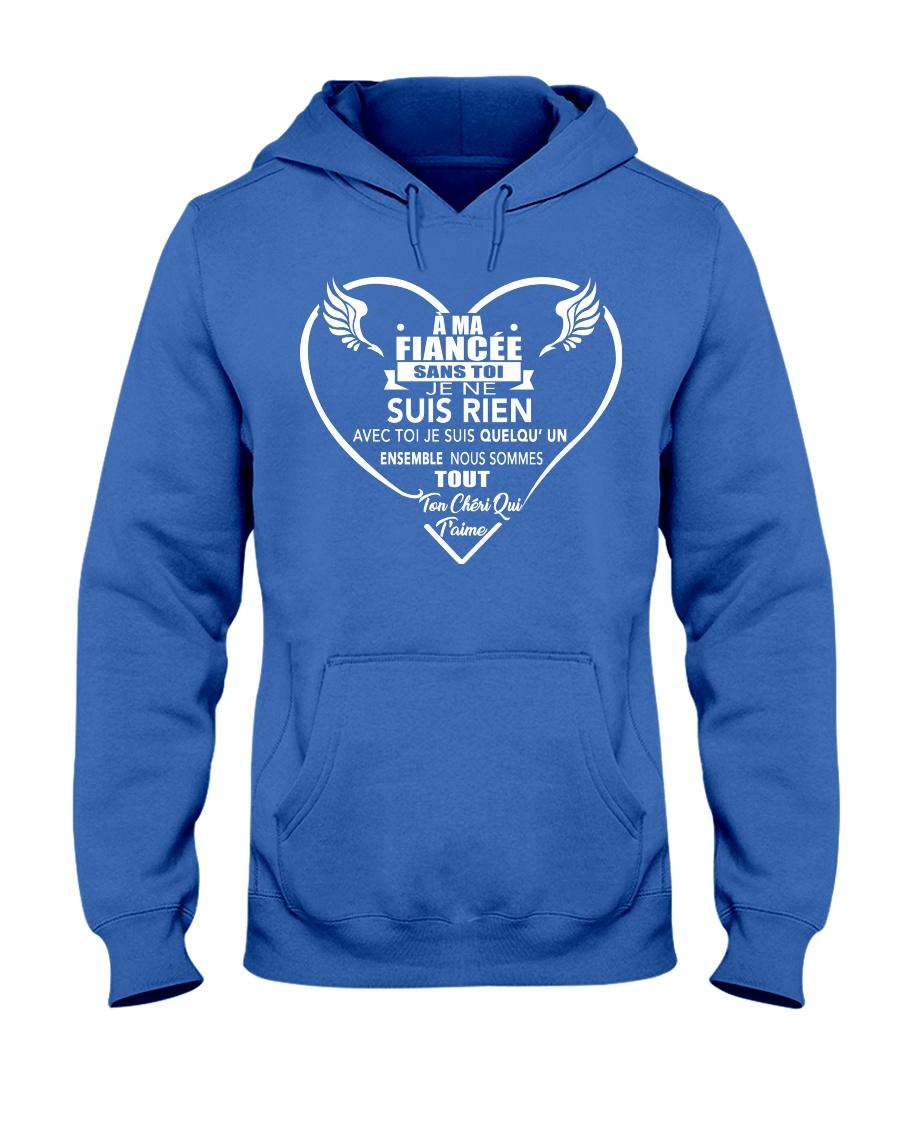 Best Husband Tee Hooded Sweatshirt