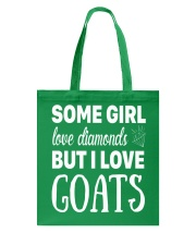 FUNNY TSHIRT FOR FARMERS WHO LOVE GOAT Tote Bag front