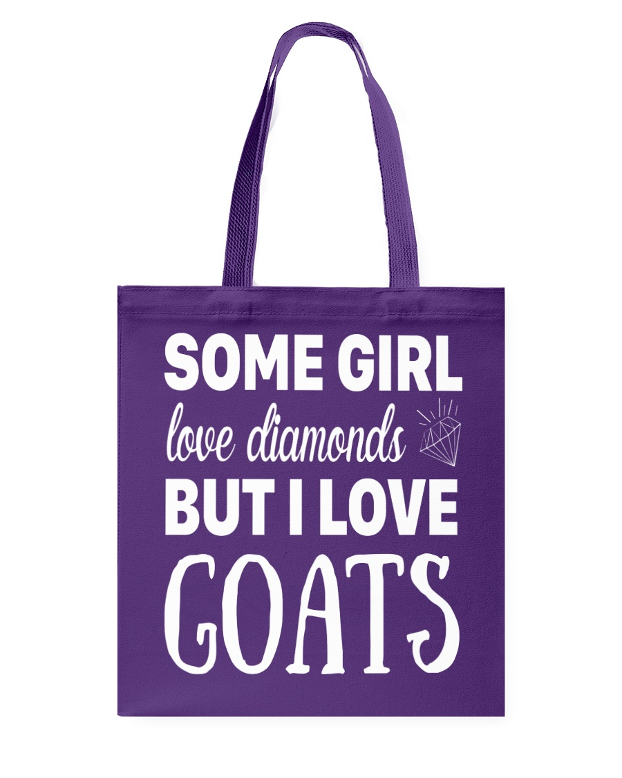 FUNNY TSHIRT FOR FARMERS WHO LOVE GOAT Tote Bag
