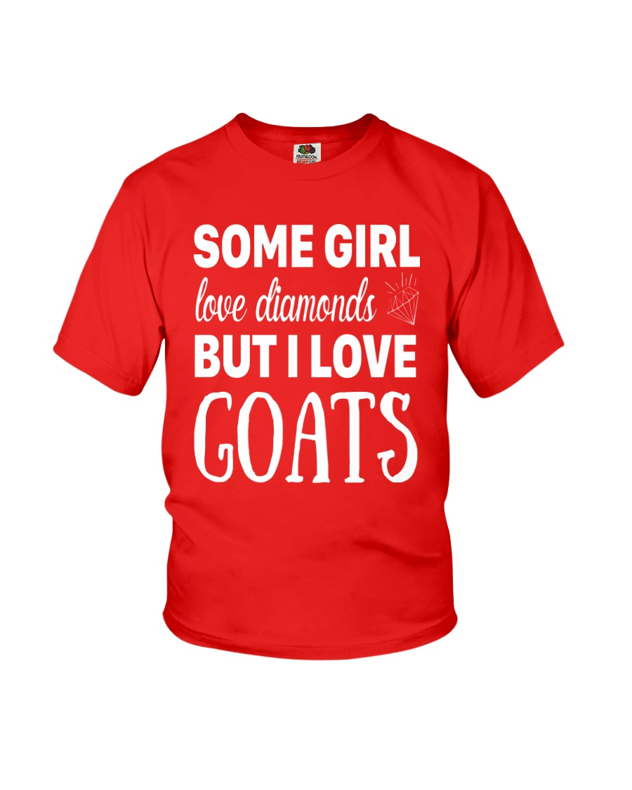 FUNNY TSHIRT FOR FARMERS WHO LOVE GOAT Youth T-Shirt