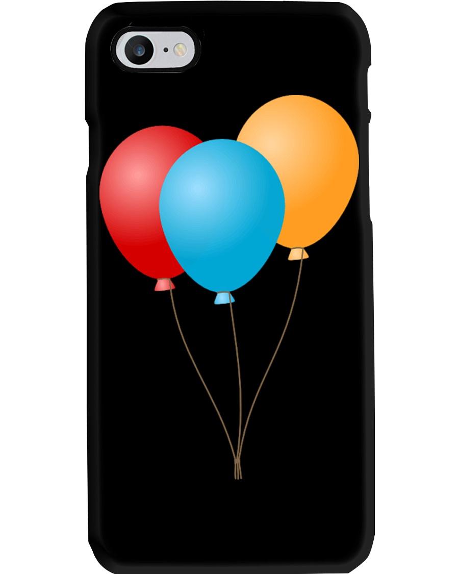 Balloon Print Phone Case