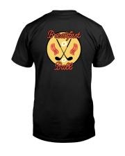 Breakfast Ball Originals Classic T-Shirt back