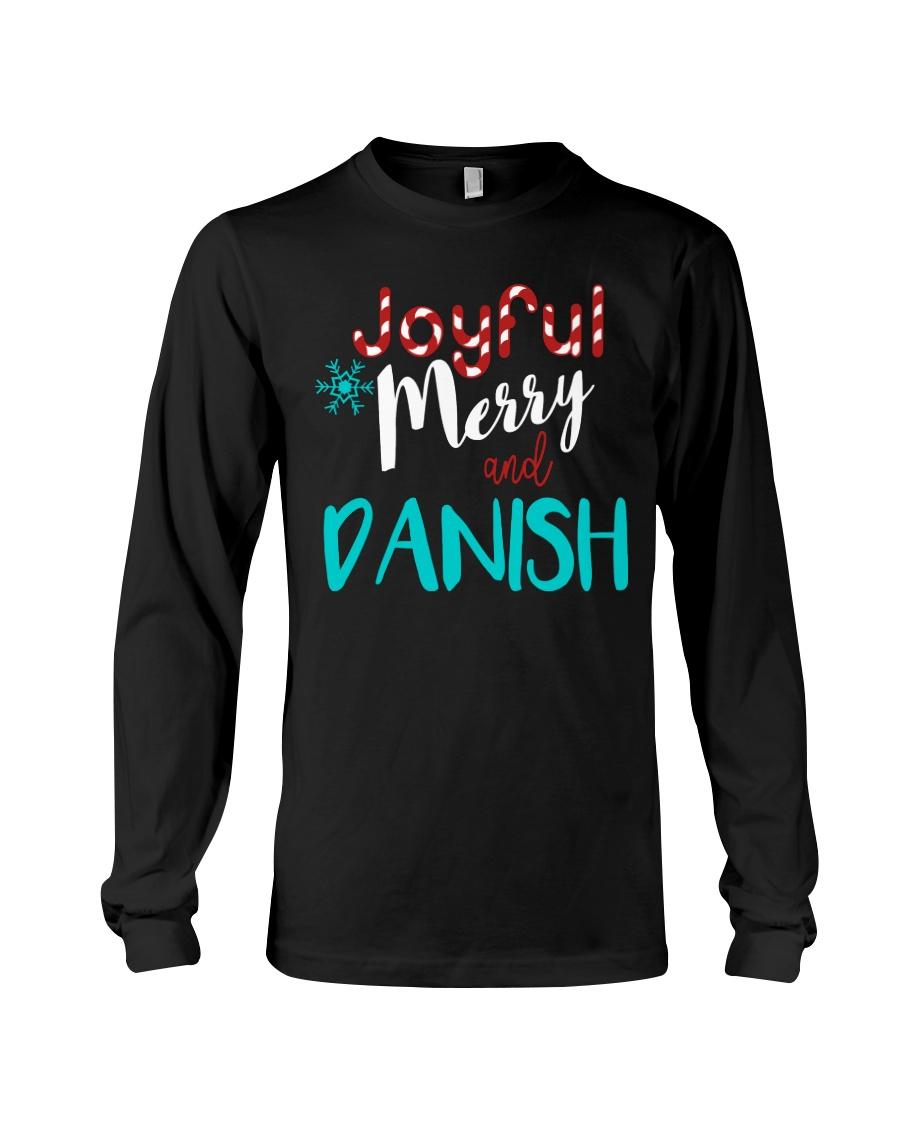 DANISH - JOYFUL AND MERRY Long Sleeve Tee