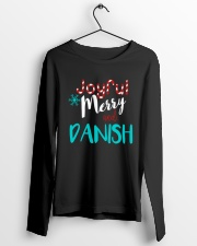 DANISH - JOYFUL AND MERRY Long Sleeve Tee lifestyle-unisex-longsleeve-front-3