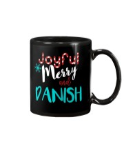 DANISH - JOYFUL AND MERRY Mug thumbnail