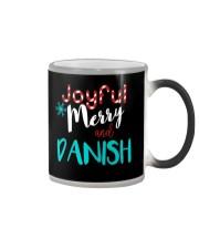 DANISH - JOYFUL AND MERRY Color Changing Mug thumbnail