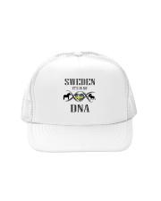 LOVE SWEDEN  Trucker Hat thumbnail