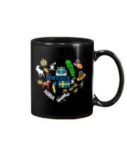LOVE SWEDEN  Mug thumbnail