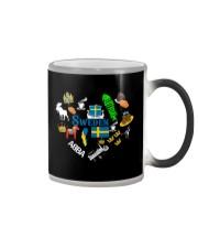 LOVE SWEDEN  Color Changing Mug thumbnail