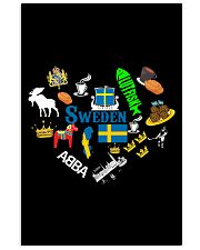 LOVE SWEDEN  11x17 Poster front