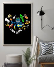 LOVE SWEDEN  11x17 Poster lifestyle-poster-1