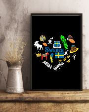 LOVE SWEDEN  11x17 Poster lifestyle-poster-3