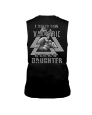 I ASKED ODIN FOR A VALKYRIE HE SENT MY DAUGHTER Sleeveless Tee thumbnail