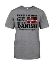 DANISH GIRL  Classic T-Shirt thumbnail