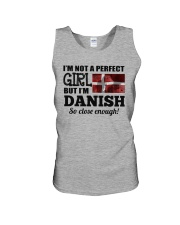 DANISH GIRL  Unisex Tank thumbnail