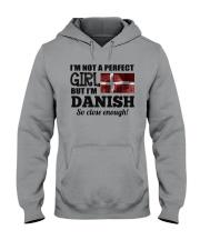DANISH GIRL  Hooded Sweatshirt thumbnail