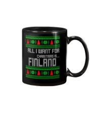 FINLAND CHRISTMAS Mug thumbnail
