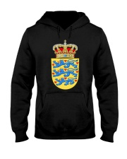 DANISH SYMBOL 2 Hooded Sweatshirt thumbnail