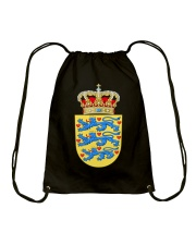 DANISH SYMBOL 2 Drawstring Bag thumbnail