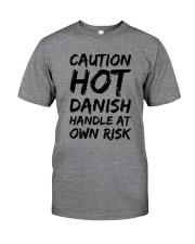 DANISH HANDLE T-SHIRT HOODIE TANK TOP Classic T-Shirt thumbnail
