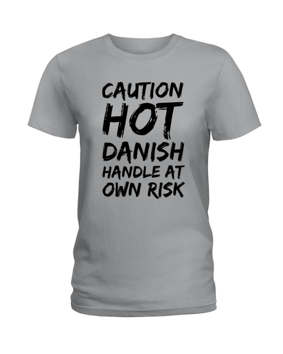 DANISH HANDLE T-SHIRT HOODIE TANK TOP Ladies T-Shirt