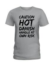 DANISH HANDLE T-SHIRT HOODIE TANK TOP Ladies T-Shirt front
