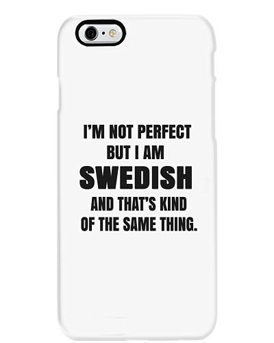 NOT PERFECT SWEDISH