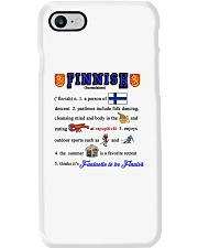 FINN MARRIED  Phone Case thumbnail