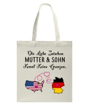 GERMAN MUTTER UND SOHN Tote Bag thumbnail