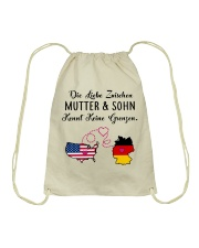 GERMAN MUTTER UND SOHN Drawstring Bag thumbnail