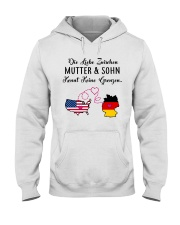 GERMAN MUTTER UND SOHN Hooded Sweatshirt thumbnail