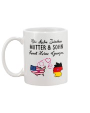 GERMAN MUTTER UND SOHN Mug back