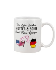 GERMAN MUTTER UND SOHN Mug front