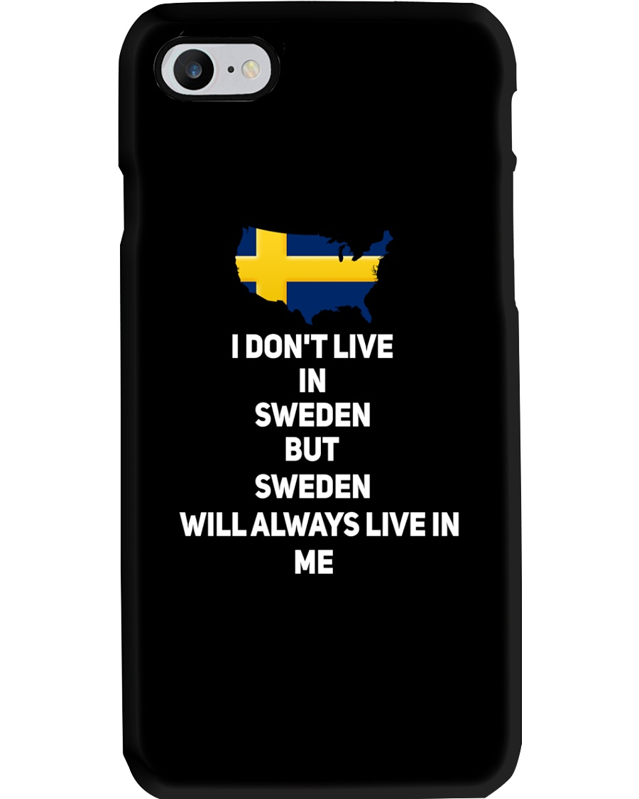 SWEDEN IS CALLING Phone Case
