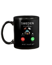 SWEDEN IS CALLING Mug back