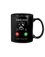 SWEDEN IS CALLING Mug tile