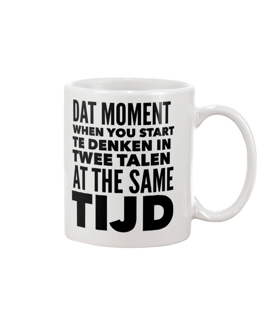 DUTCH DAT MOMENT  Mug