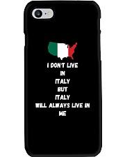 ITALY STORY BEGINS Phone Case thumbnail