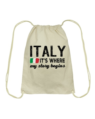 ITALY STORY BEGINS
